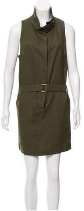 Gucci Belted Shift Dress