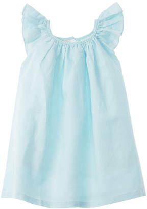 The Oaks Apparel Edith Joy Linen-Blend Dress