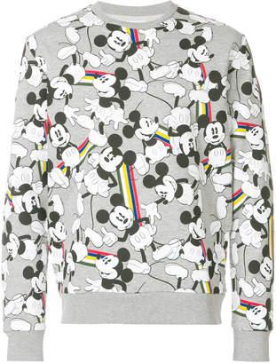 Iceberg Mickey print sweatshirt