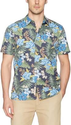Lucky Brand Men's Aloha Shirt