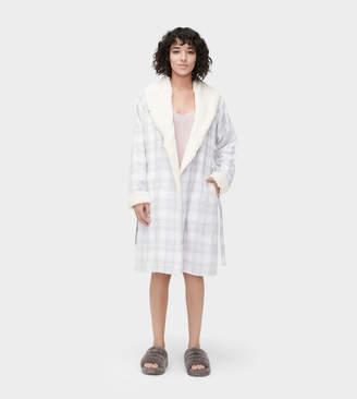 UGG Anika Flannel Robe