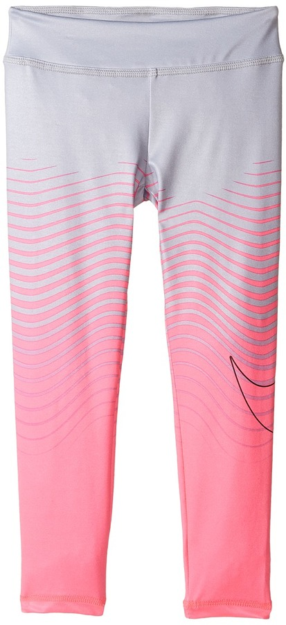 Nike Kids Dri-FIT Sport Essentials Wave Legging (Little Kids)