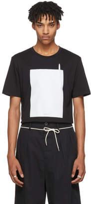 Maison Margiela Black Scribble Shirt