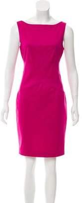 Diane von Furstenberg Ellen Marie Wool Dress