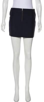 Stella McCartney Wool & Silk Mini Skirt