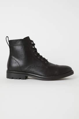 H&M Boots - Black