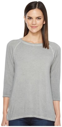 Lilla P - 3/4 Sleeve Boat Neck Women's Clothing $88 thestylecure.com
