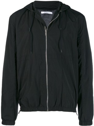 Givenchy rear logo bomber jacket