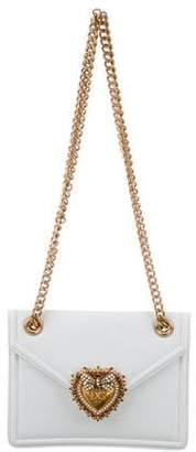 Dolce & Gabbana Devotion Leather Crossbody