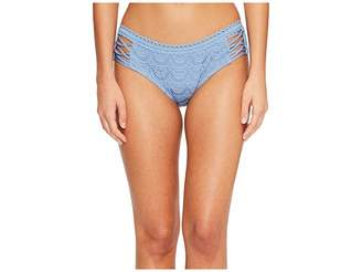Becca by Rebecca Virtue Color Play Hipster Pant Bottoms Women's Swimwear