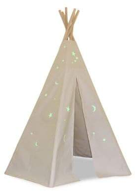 Dexton Kids Glow in the Dark Teepee Tent