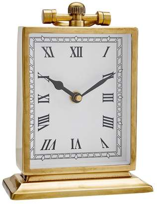 Pottery Barn James Desktop Clock