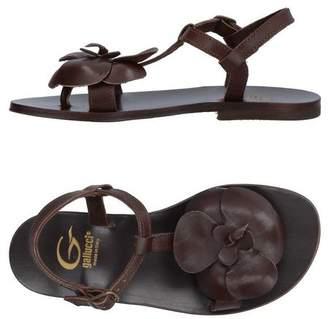 Sandale Entredoigt Gallucci hw4SsVX5