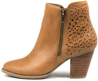 I Love Billy Creed Tan Boots Womens Shoes Casual Ankle Boots