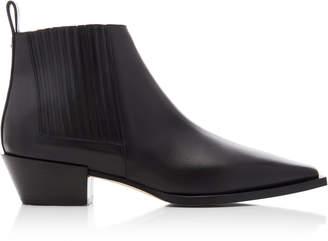 Bea Yuk Mui Aeyde Calf Leather Boots Size: 35
