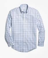 Brooks Brothers (ブルックス ブラザーズ) - 【オンライン限定 Spring Sale】ノンアイロン トリプルウィンドウペイン スポーツシャツ Regent Fit
