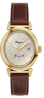 Salvatore Ferragamo Feroni Watch, 40mm