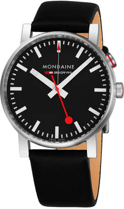 Mondaine Men's Evo Alarm Watch