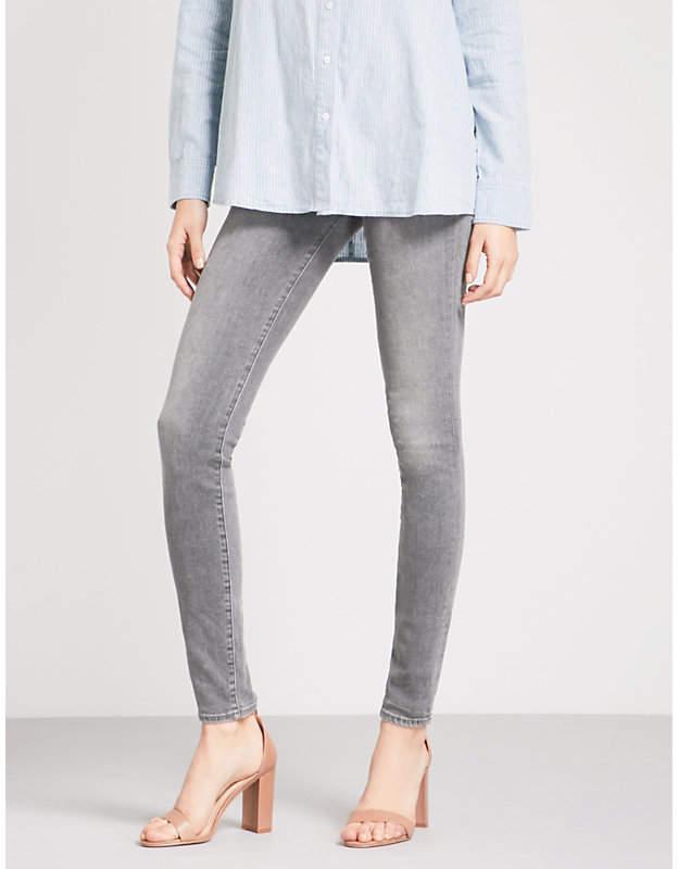 Carolina skinny high-rise jeans