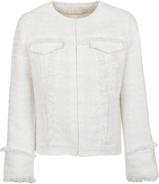 Tory Burch Chest Pocket Jacket