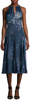 Rachel Roy Tie Front Midi Dress