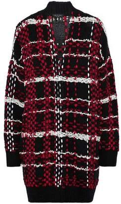 Rag & Bone Dawson Bouclé-Knit Wool-Blend Coat