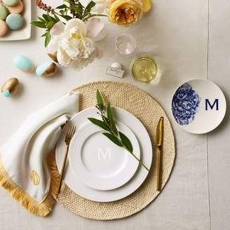 Mark And Graham Bloom Dinnerware Canapes, Set of 4