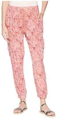 BB Dakota Kylie Beach Batik Printed Pants Women's Casual Pants