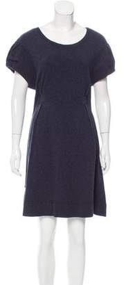 Marc Jacobs Belted Mini Dress