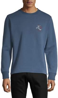 Paul Smith Monkey Cotton Sweatshirt