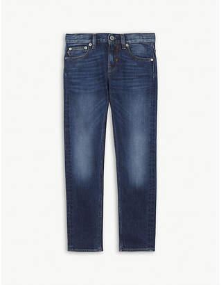 Stone Island Light wash skinny denim jeans 4-14 years