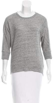 Steven Alan Long Sleeve Crew Neck Top w/ Tags