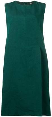 Aspesi green shift dress