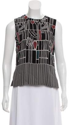 Maiyet Printed Sleeveless Top