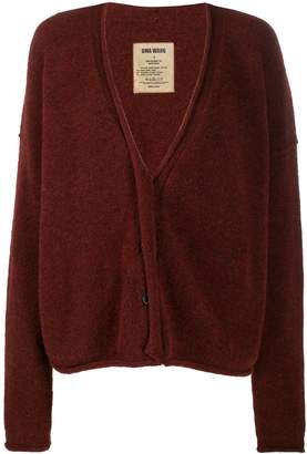 UMA WANG loose-fit knit cardigan