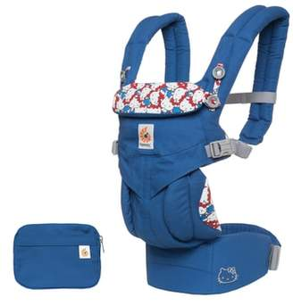 Hello Kitty ERGObaby x R) Four Position 360 Cool Air Baby Carrier