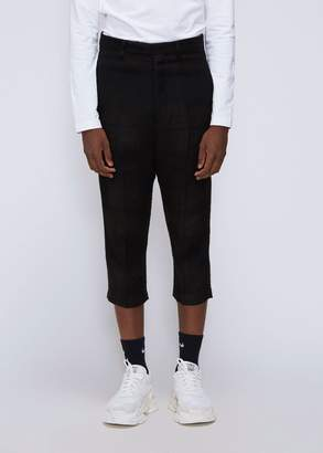 Rick Owens Cropped Astaires Pant