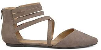 Brinley Co. Women's Mirin Flat Sandal 12 Regular US