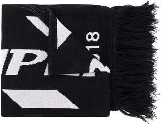 Off-White temperature scarf