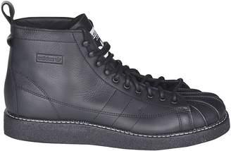 adidas Superstar Luxe Hi-top Sneakers