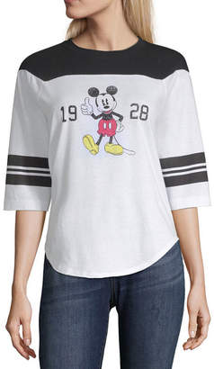 Freeze Mickey Mouse Varsity Tee - Juniors