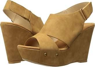 Chinese Laundry Women's Cutey Platform Wedge Pump Sandal