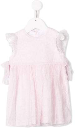 Il Gufo frilly tulle dress