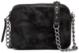 Lucky Brand Dray Small Leather Crossbody Bag