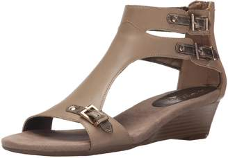 Aerosoles Women's YET Another Wedge Sandal