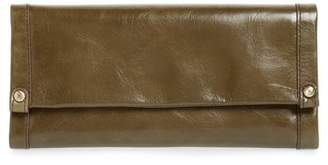 Hobo Fable Leather Continental Wallet