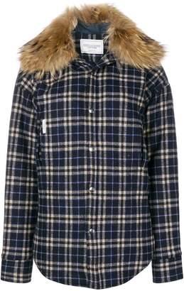 Couture Forte Dei Marmi New Timber fur jacket