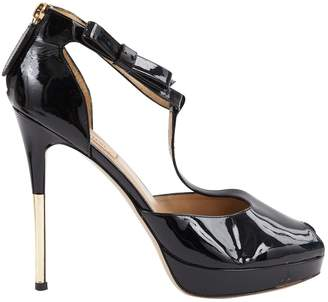 Valentino Black Patent leather Heels