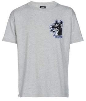 Diesel T-Wallace-WA T-Shirt