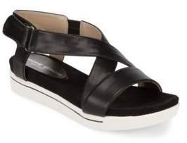 Celie Suede Platform Sandals $69 thestylecure.com